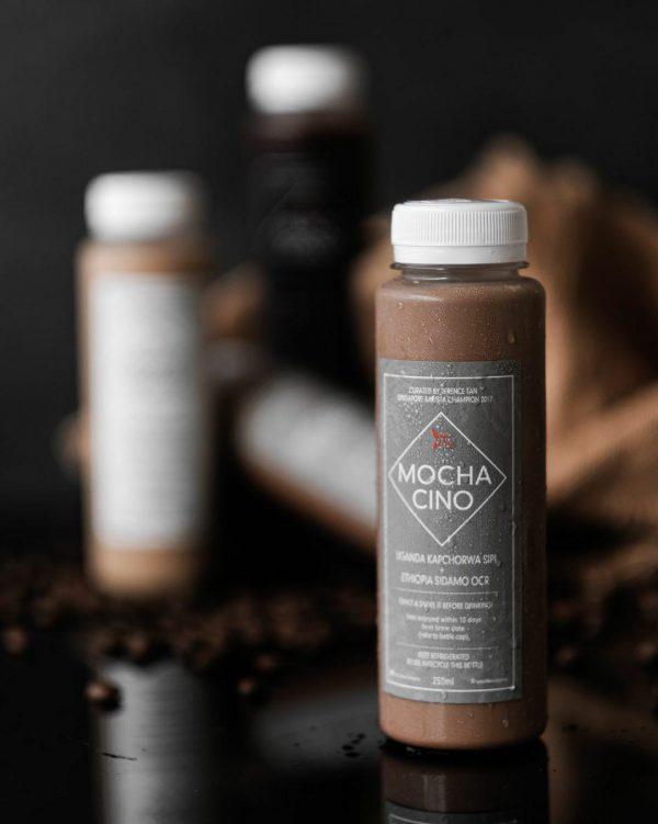 mochacino ready to drink coffee